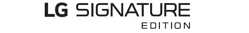 LG SIGNATURE EDITION